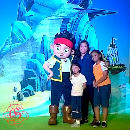 Toy Kingdom Brings Sofia Jake  and Doc McStuffins in Cebu