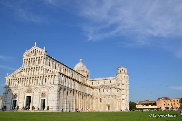 Pise - le Duomo