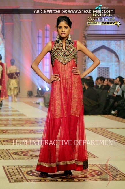 Asifa & Nabeel Bridal Collection at TBCW-Day-3