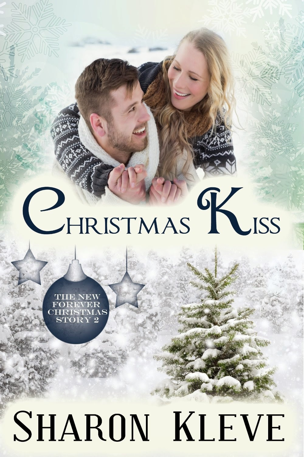 http://www.amazon.com/Christmas-Kiss-Forever-Book-ebook/dp/B00P8BNG5C/ref=sr_1_9?s=books&ie=UTF8&qid=1421614182&sr=1-9&keywords=sharon+kleve