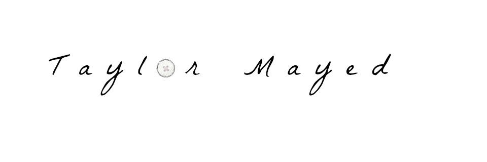 Taylor Mayed
