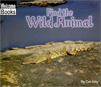 bookcover of Find The Wild Animal by Cate Foley