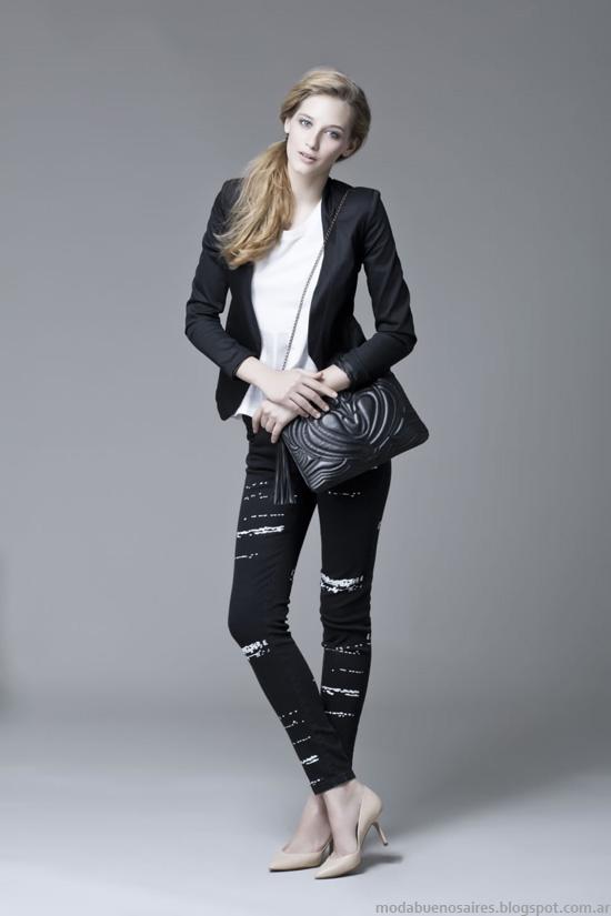 Koxis otoño invierno 2014 moda mujer.