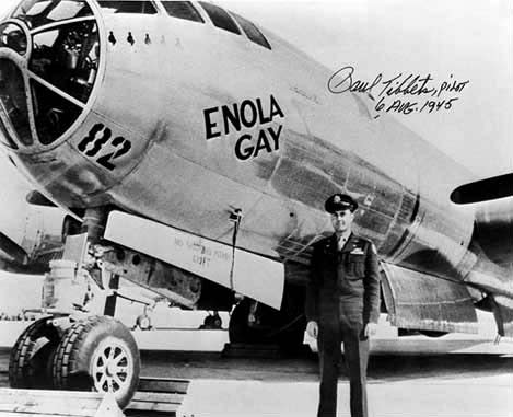 Enola Gay Tibbets 44