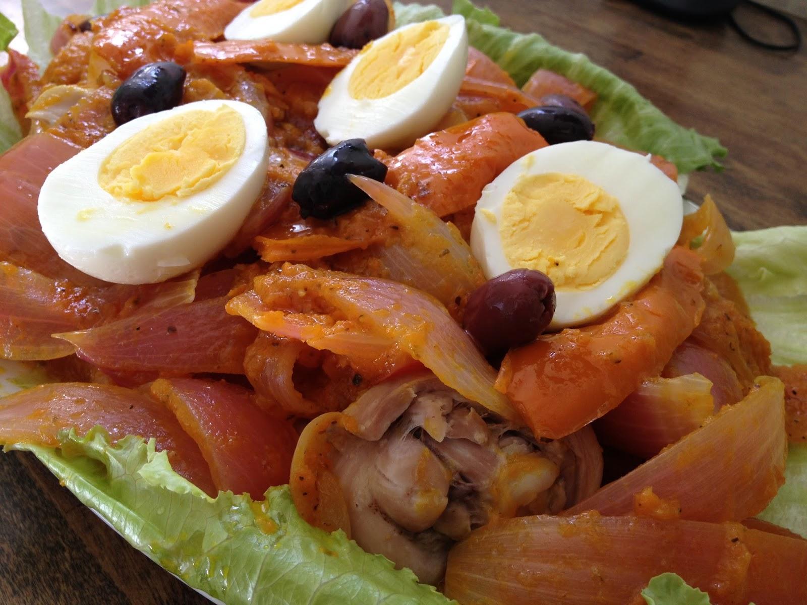Escabeche 4th generation peruvian recipes escabeche forumfinder Choice Image