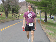 Jack Bristol Lake Waramaug Ultra Marathon 50km 31.1 started doing in 1997 2008 woud be my last