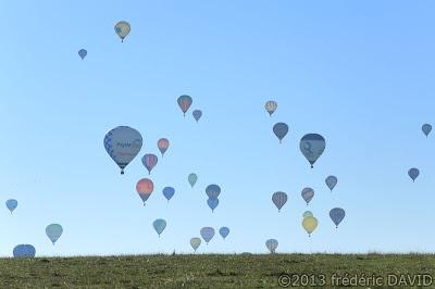 campagne ballons montgolfières chambley mondial air ballon 2013 Lorraine
