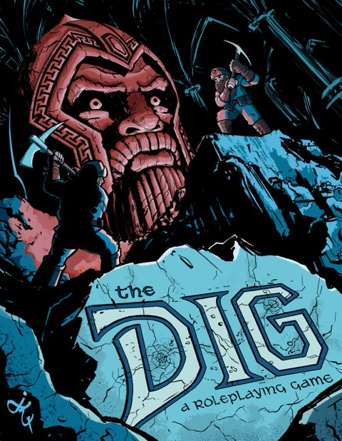 The Dig: A Roleplaying Game