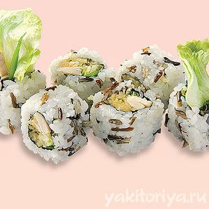 как дома сделать суши и роллы