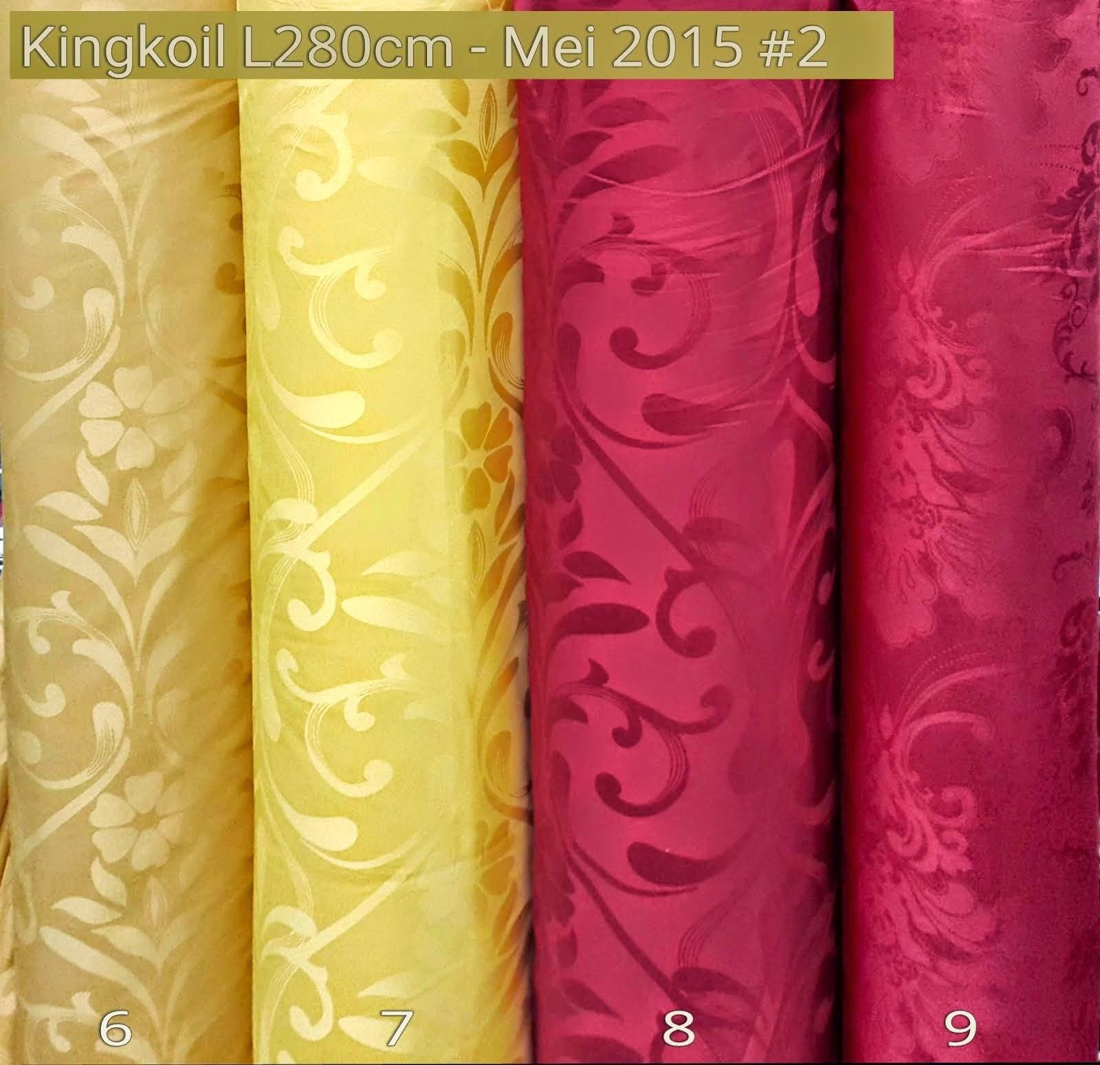 Kingkoil Periode Mei 2015