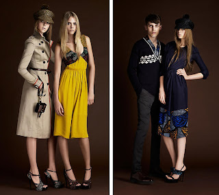 High Fashion Clothes by Designer Clothes as Burberry Collection
