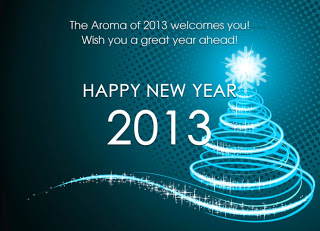 Gambar Kartu Ucapan Selamat Tahun Baru 2013