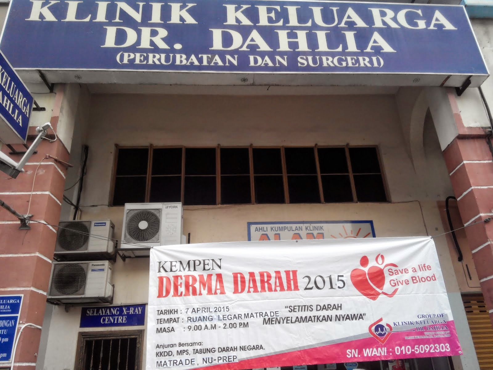 DERMA DARAH 'Blood Donation'