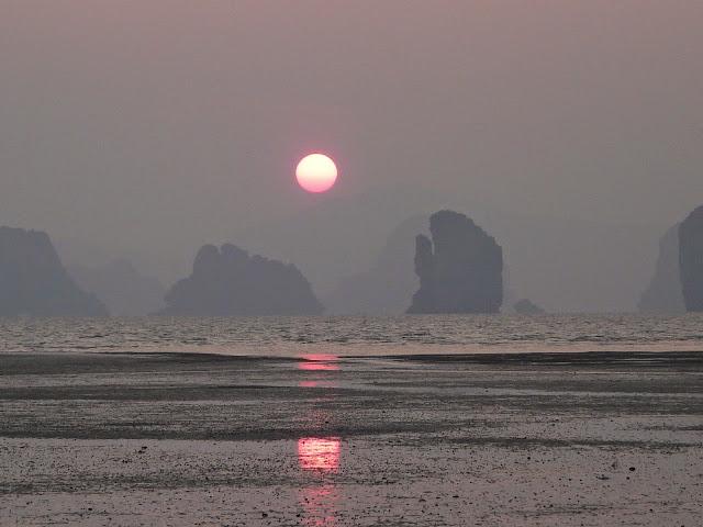 Sunrise over Koh Yao Noi