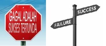 Menyikapi kegagalan menurut Islam