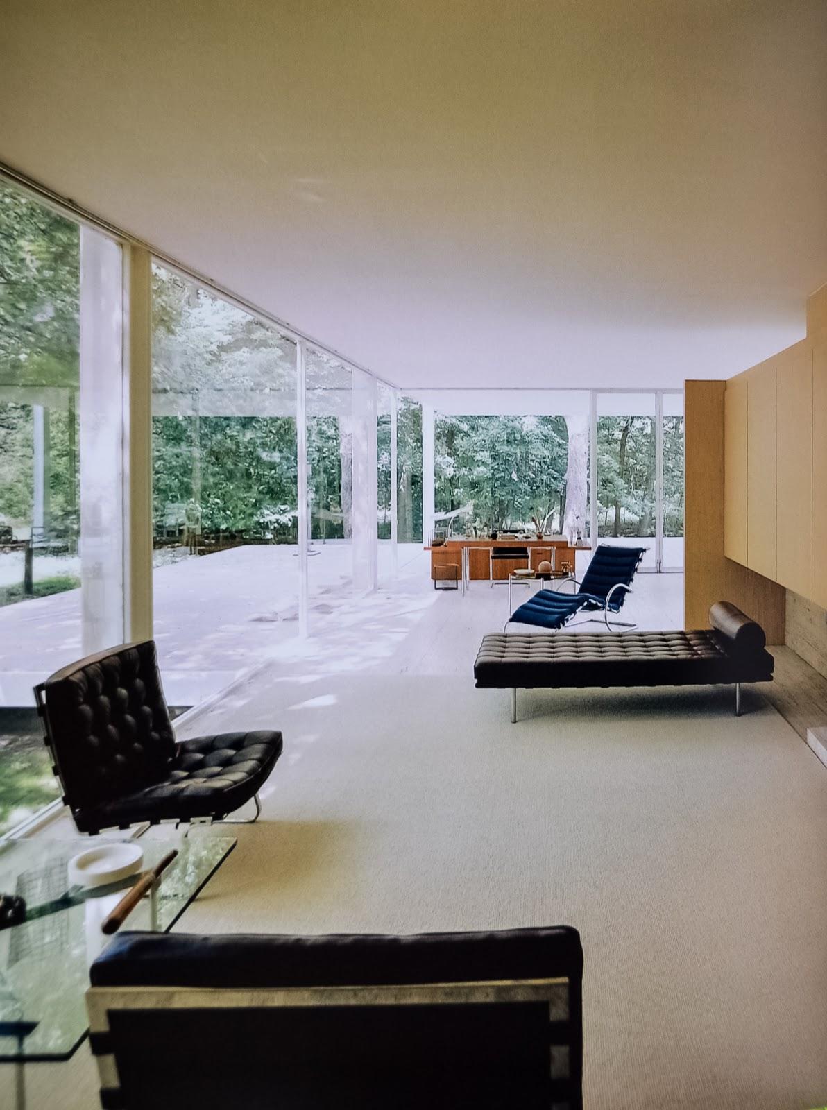 Corners of the 20th century mies van der rohe 1886 1969 - Casa farnsworth ...