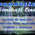 Divulgação#6: Promoção - Semana a Lenda