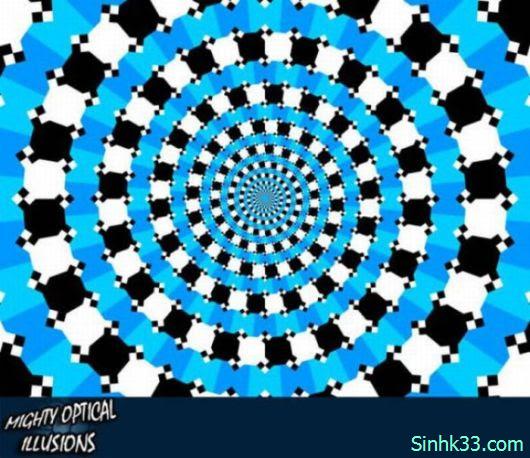 Hình ảnh đánh lừa thị giác