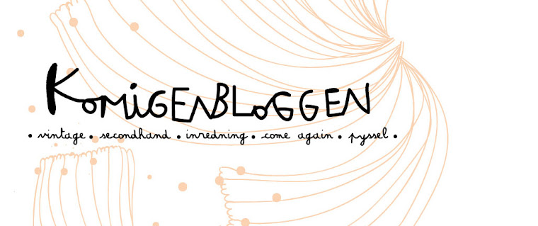Kom igen bloggen