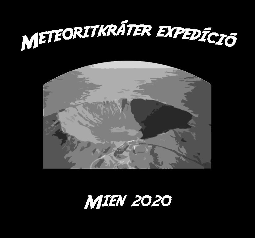 Meteoritkráter Expedíció 2020