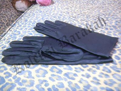 Contoh gambar sarung tangan muslimah yang kami sediakan