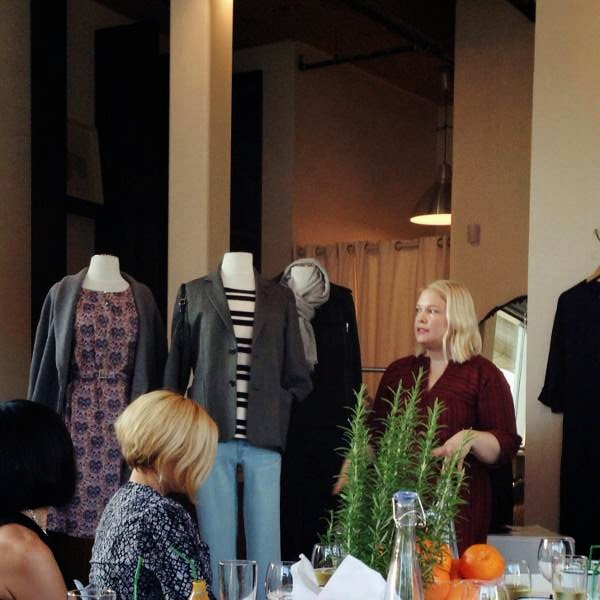 Oliver + Lilly's owner Leighann Boquist talks about the fall 2014 buy's inspiration