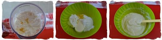 Cheesecake di Fragole in Barattolo
