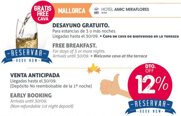 oferta hotel miraflores