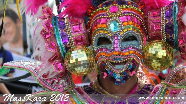 Bacolod MassKara Festival Streetdance 2012