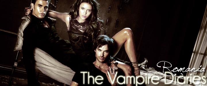 :: The Vampire Diaries Romania :: Jurnalele Vampirilor