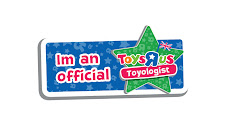 We are an official Toys R Us Toyologist!