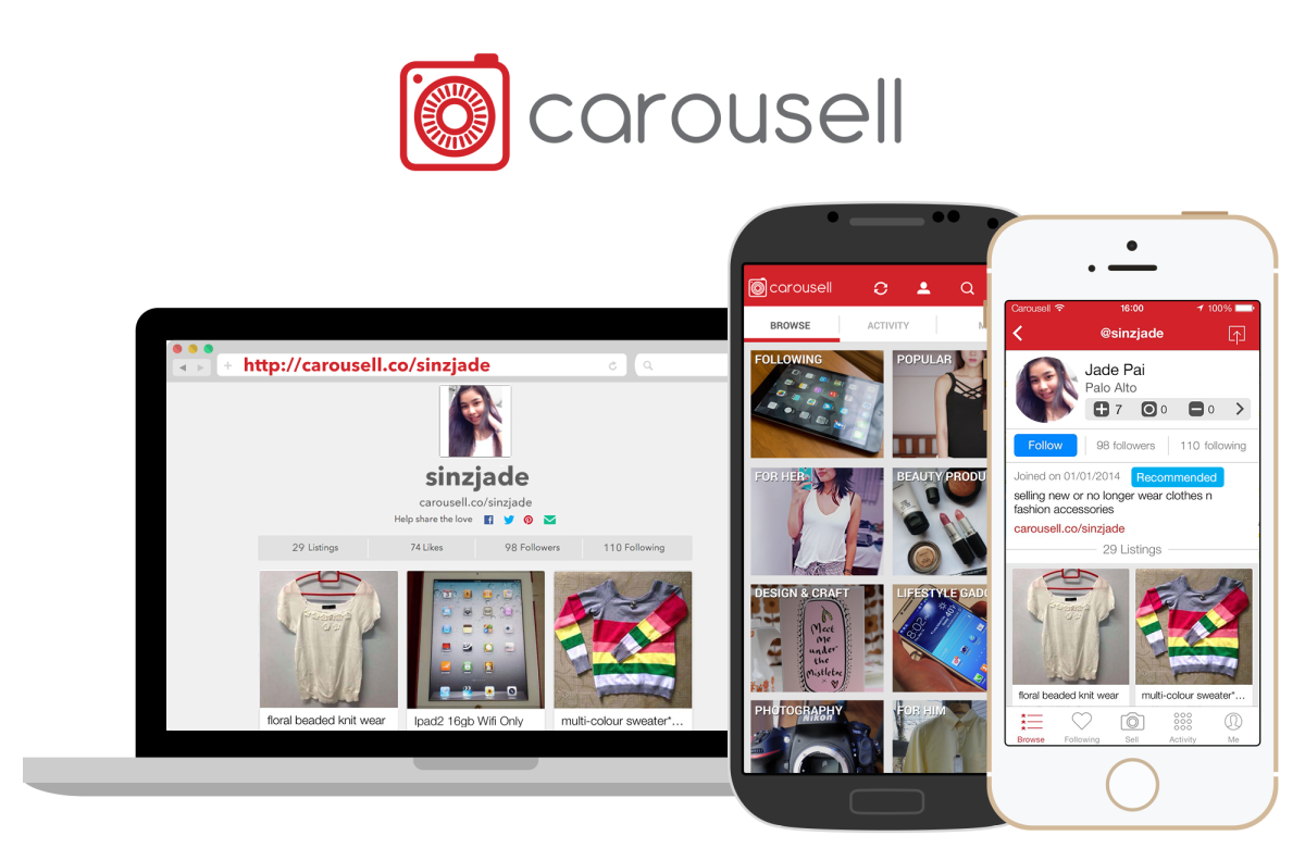 mywebroom top apps Carousell