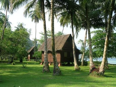 Minang Rancak – Surga Kecil di Pulau Cubadak di Kabupaten Pesisir Selatan