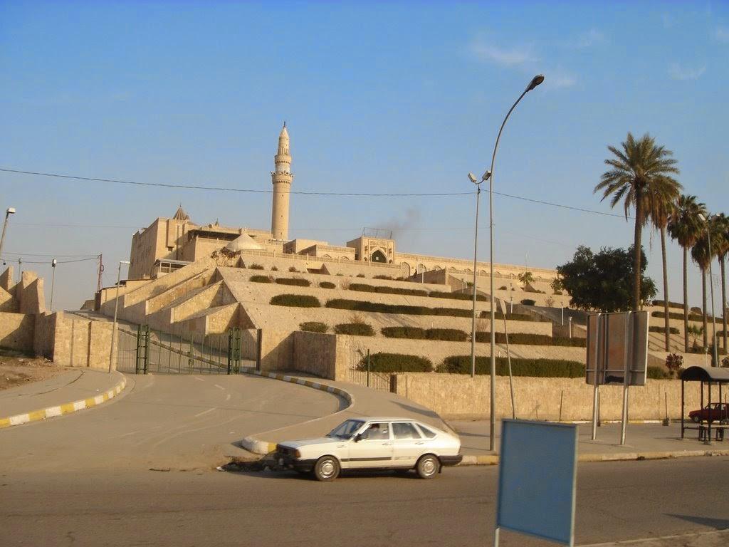 Картинки по запросу nabi yunus mosque mosul