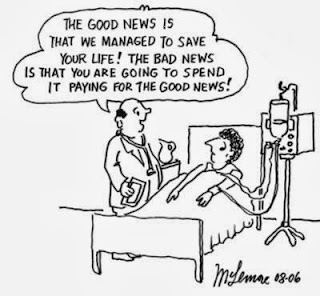 hospital answers funny cartoon