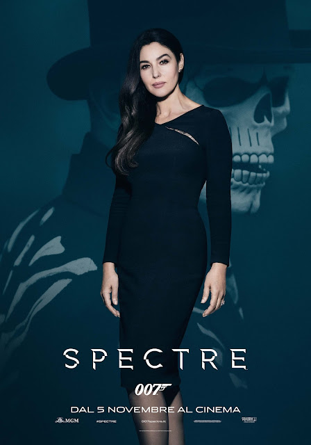 Actress, Fashion Model, @ Monica Bellucci - SPECTRE Promotional Stills & Posters