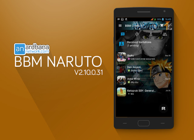 BBM Naruto