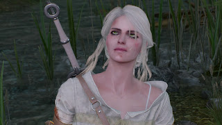 The Witcher 3: Wild Hunt ciri