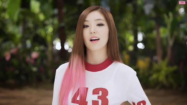 Red Velvet Hapiness Irene