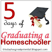 Graduating a Homeschooler