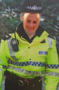 Um dos meu sonhos era ser police..