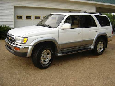 1997 Toyota 4runner Review & Owners Manual