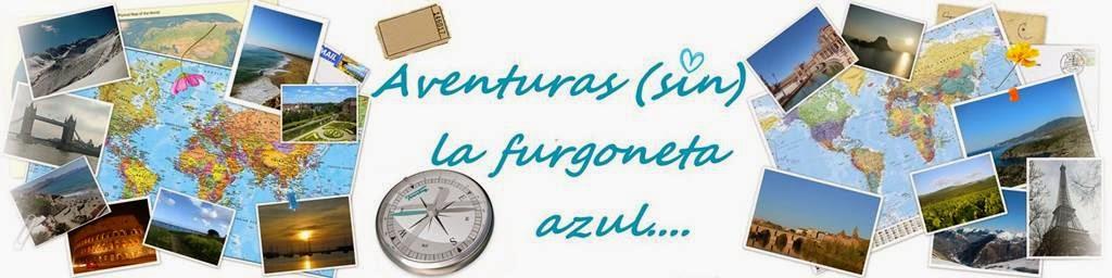 FURGONETA AZUL