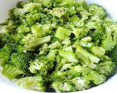 Super-saludable recipe: the Broccomole