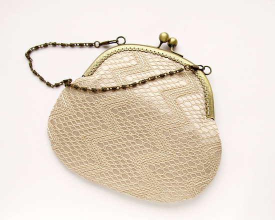 Beige bag, небольшая сумка