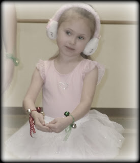 Kylie Ballerina - Fall 2011