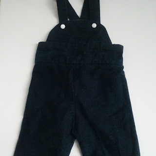 Toddlers coveralls pattern