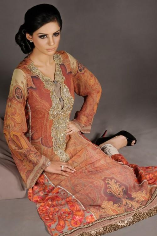 Sobia Nazir Eid Fashion Collection 2012