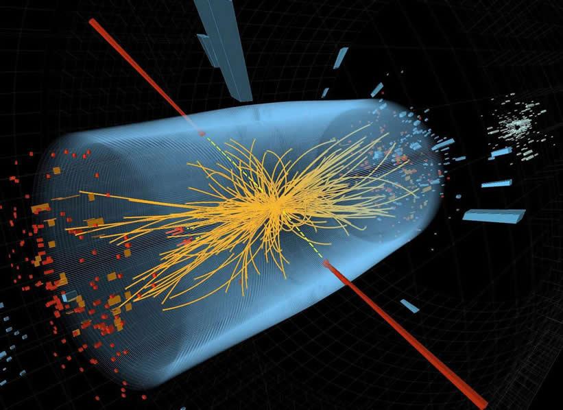 Eslabón perdido: Bosón de Higgs.