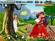 hôn nhau với nữ hoàng, game hon nhau hay